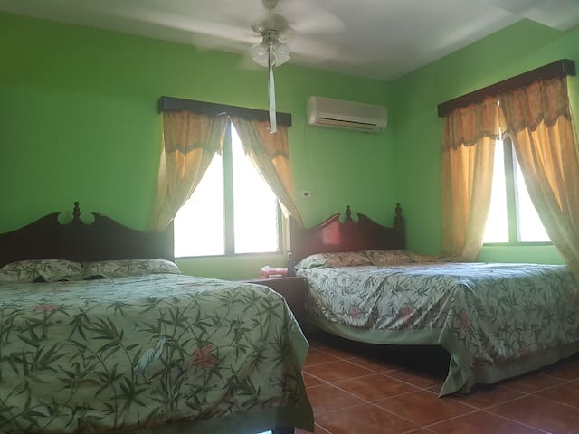 Small apartment in Consejo Village, Corozal, Bze