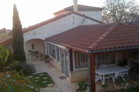 Location maison en Quercy du samedi au samedi - Saint-Projet - Hus