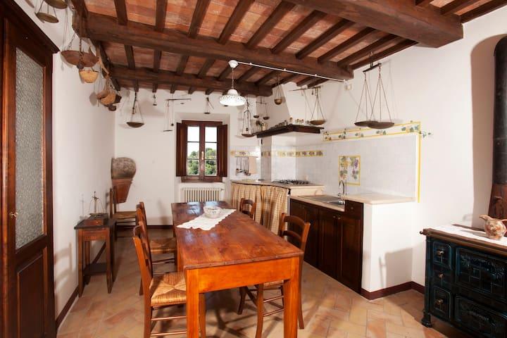 Casa Bilancia - Historic Residence - Pitigliano - House