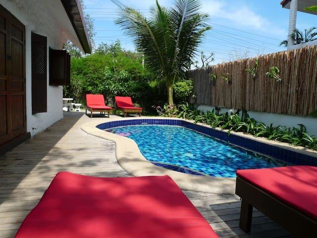 Two Bedroom Pool Villa- BTC Boutique Resort 1-A1