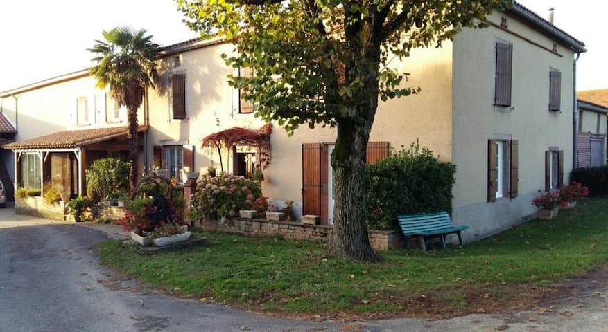 Maison Gite à la Ferme Tarn - Valderiès - Szállás a természetben