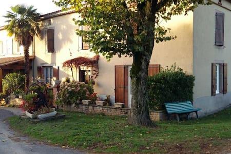 Maison Gite à la Ferme Tarn - Valderiès - Alojamento na natureza