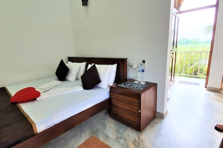 Double room in Wadduwa, Sri Lanka