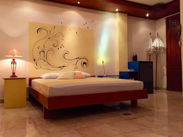 Artist Studio in boutique hotel