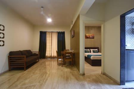 Two bedroom apartment in Navi Mumbai