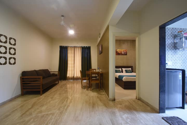 Two bedroom Apartment in Koparkhairane Navi Mumbai