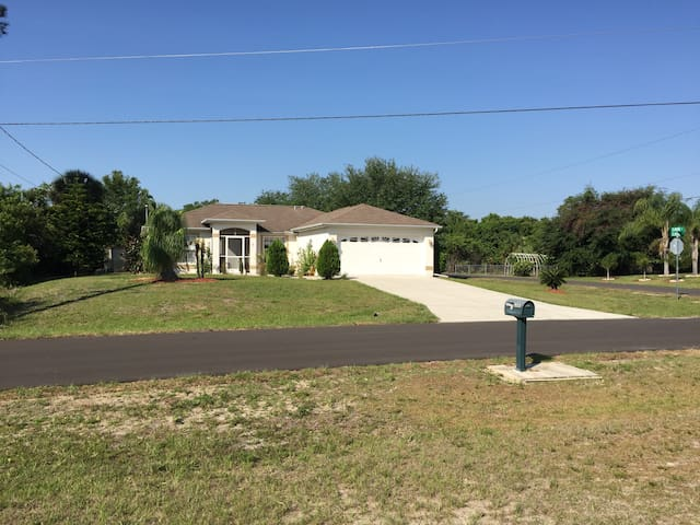 Nice Vacation Rental in North Port - North Port - House