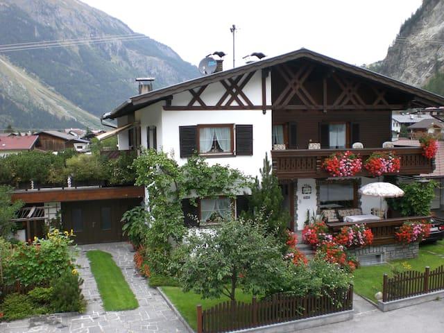 Alpen-Unterkunft Höfler