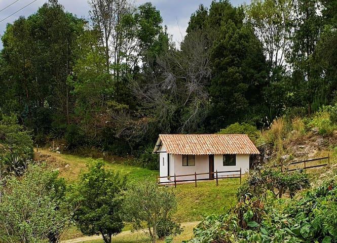 YOUR HOME IN VILLA DE LEYVA - NATURE & BEAUTY