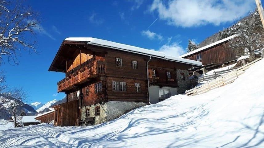 Bauernhaus Mellitz, Osttirol - Virgental