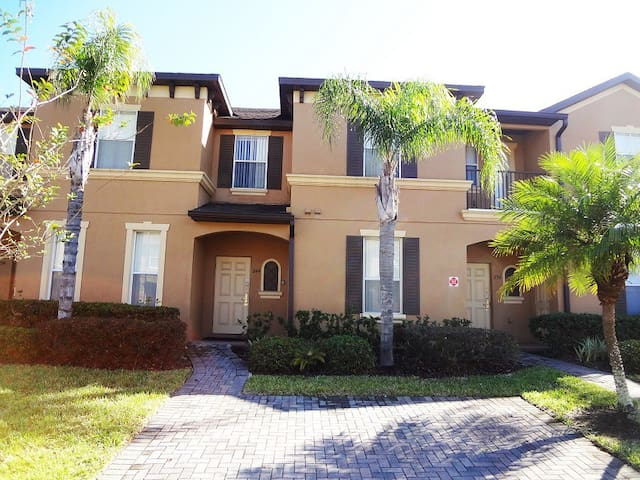★★★★★ Dazzling House Close to Disney! 4bed 3baths