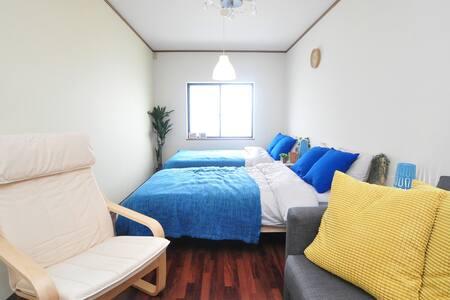 Big House/Near Dotonbori area/namba-portable wifi- - Tennōji-ku, Ōsaka-shi - Casa