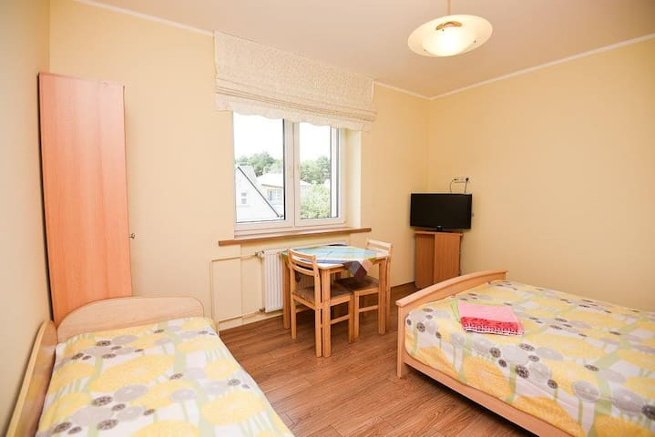 New and comfortable room for families