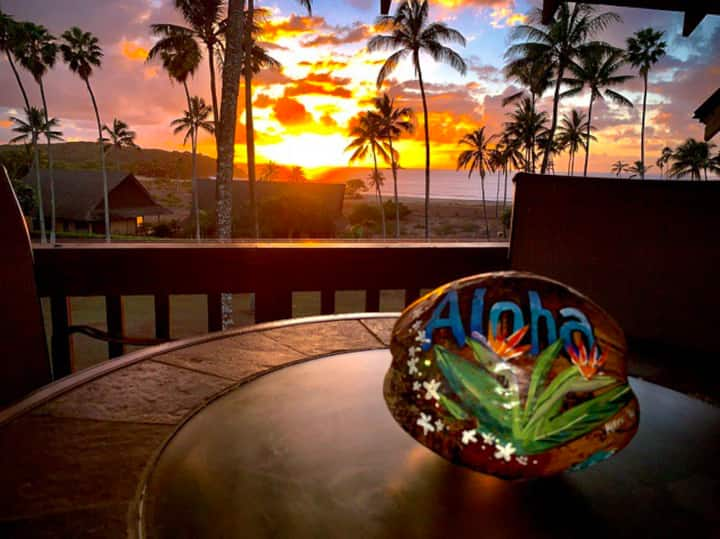 Molokai  Condo & Car Special Package