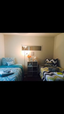 Cozy Room near Atlantic City - Hamilton Township - Daire
