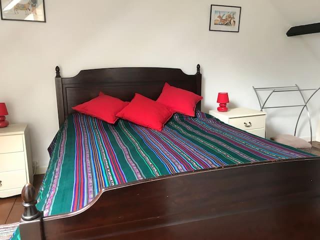 Chambre / Bedroom 1