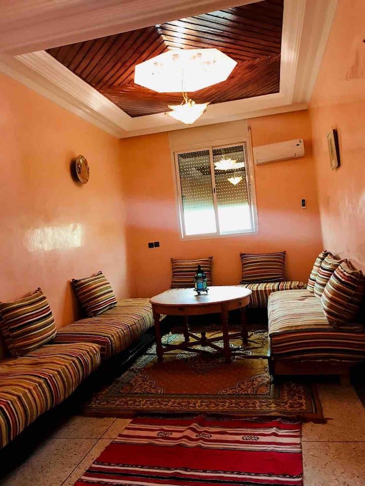 Maison D'hote Almanzah Taroudant appartement1