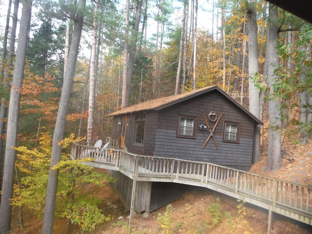 1 bedroom cabin, Adirondacks - Elizabethtown - Cabana