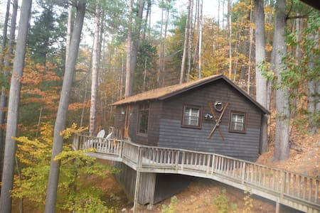 1 bedroom cabin, Adirondacks - Elizabethtown