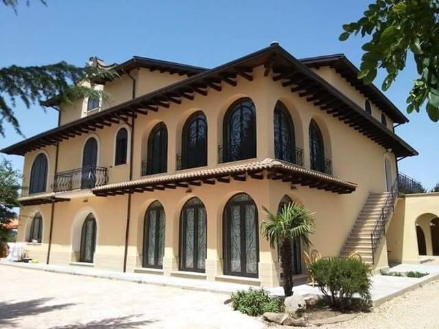 VILLA ARPINA, NATURE SUR 5 ECTARES - Piazza Armerina - Apartamento