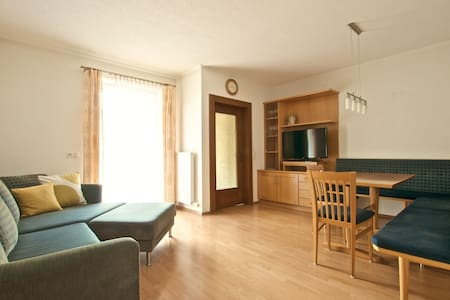 Large Two Bedroom Apartment with Balcony