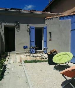 Agréable Studio + jardin de 30 m² à 200m de la mer - Marseille - Wohnung