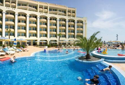 Sunset resort Apartments - Pomorie - Teljesen felszerelt lakás