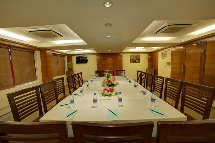Superior Room in RT nagar main road