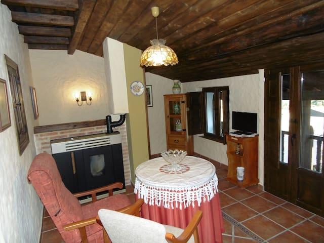 Apartamento - con encanto-Mogarraz