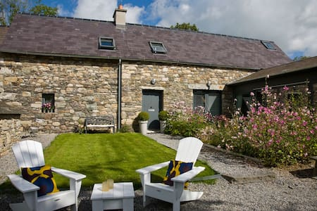 BALLILOGUE LODGE - SUPERB ARCHITECT DESIGNED 4 BED - Inistioge - Hus