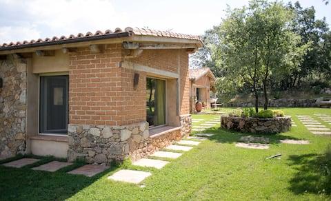 Casa ecológica en La Vera