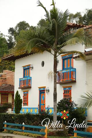 Villa Linda Apartahotel