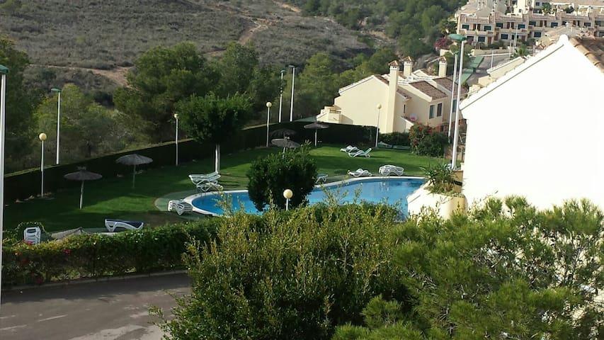 2 Bed Apartment Condado de Alhama - Alhama de Murcia - Lejlighed