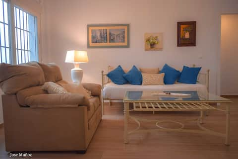 Apartamento funcional en el centro de Peñaflor