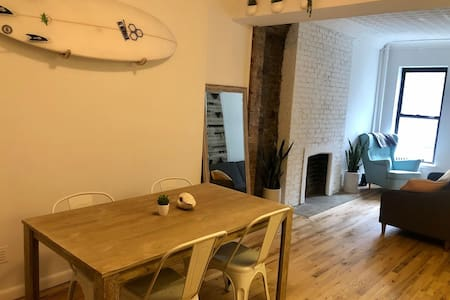 DISCOUNTED Nice beach inspired apartment in SoHo