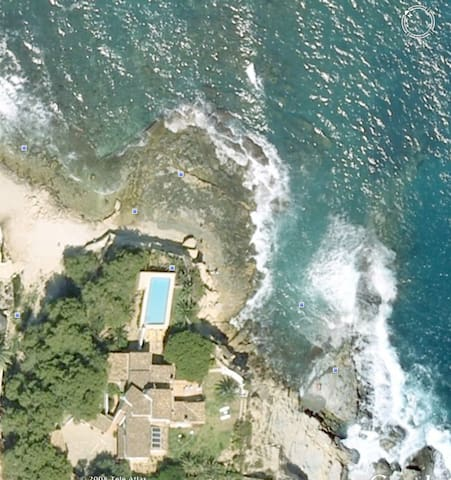 Villa with pool by the sea - Teulada - Maison