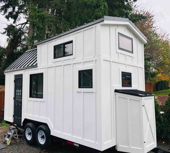 Tiny House Living in Kirkland