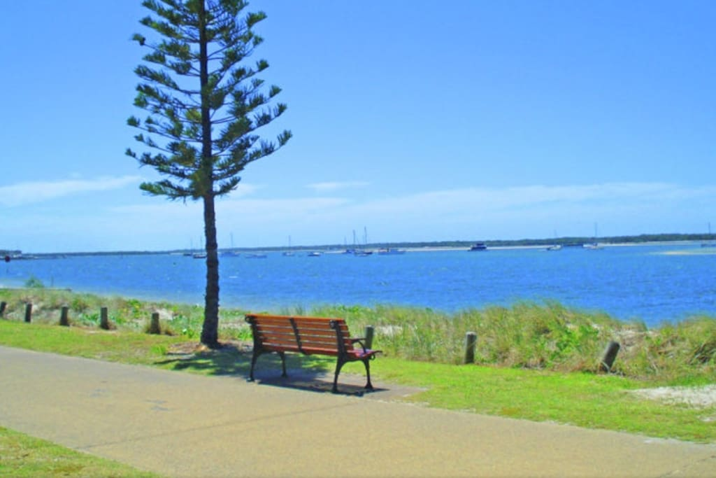The Beautiful Broadwater !!!