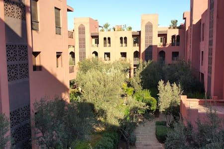 Appartement Ryad à Marrakech - Marrakech