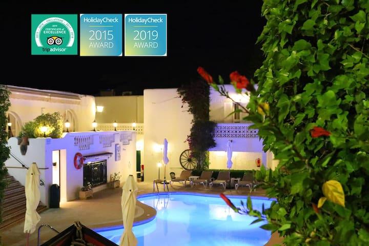 Boutique Hotel Villa Columbus -3- Paguera Mallorca