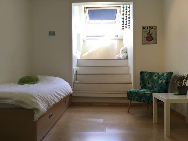 You'll love this cosy room close to Brussels