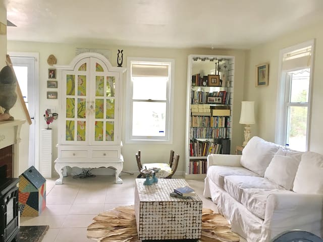 Lovely Osterville Bedroom; sleeps four