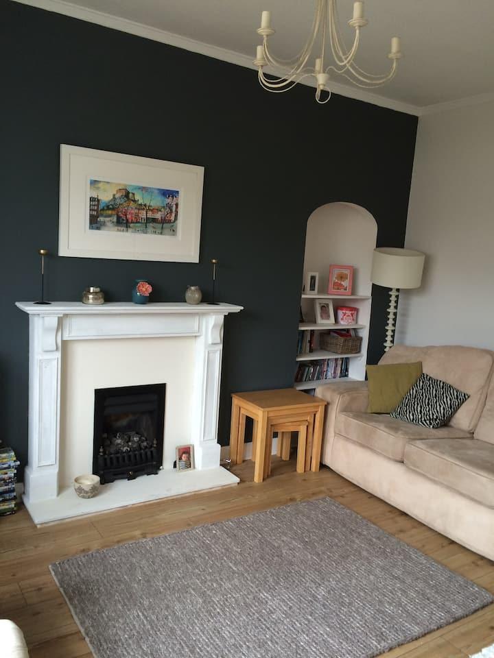 Edinburgh family home