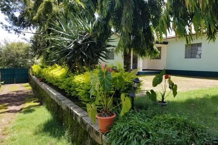 Njiro Hill Gilgal home