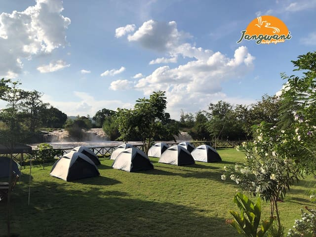 Jangwani Camp Sagana