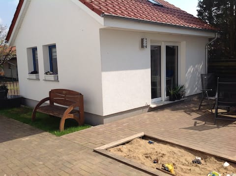 Ferienhaus in Wieck