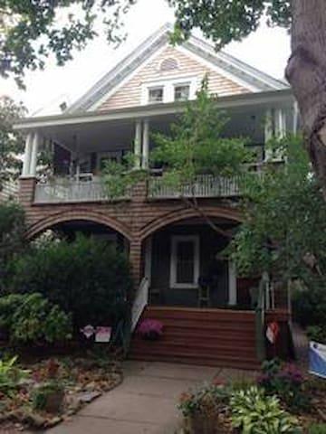 Victorian Home, Welcoming Comfort