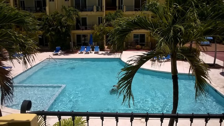Nice apartment, Central Sosua near strip, guest f.