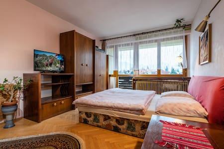 rodinná izba pre 2 osoby s možnosťou prístelky
