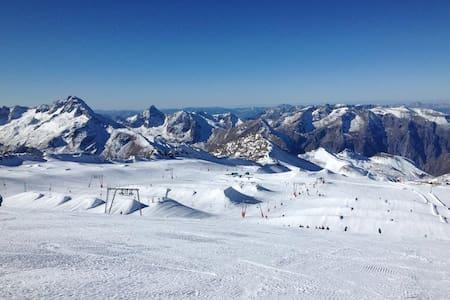 Les 2 Alpes Petit Prix - Mont-de-Lans - Wohnung